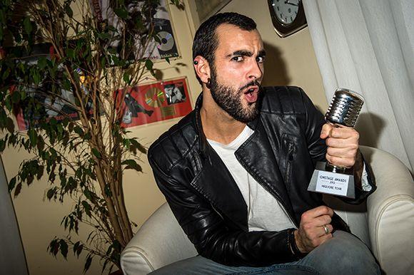 Marco Mengoni Miglior Tour agli Onstage Awards 2013 il video per i fan
