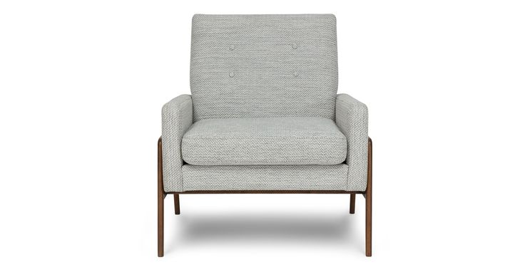 Nord Galaxy Gray Chair - Lounge Chairs - Article | Modern, Mid-Century and Scandinavian Furniture