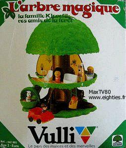 L'arbre magique de Vulli ! (Vullierme / Années 70-80)