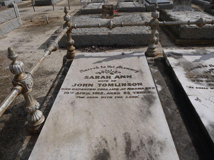 Sarah Ann Raws - View media - Ancestry.com.au