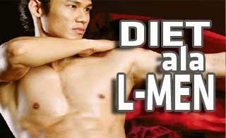Tips Diet Sehat dan Murah Ala Pria L-Men