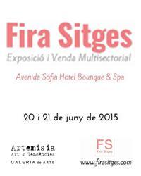 Artemisia estuvo en Fira Sitges, feria multisectorial