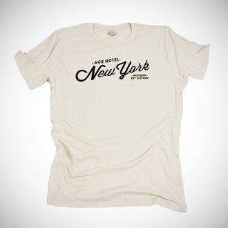 Ace Hotel Tshirt #AceHotel #NewYork