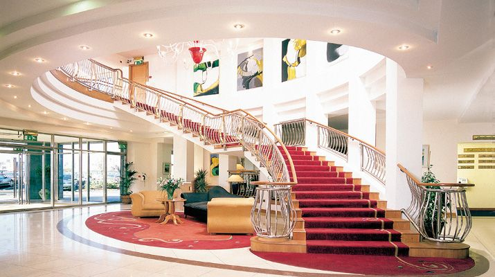 #Discount Rates at Red Cow Moran's #Hotel Dublin Ireland #Cheap World #Travel With free Wi-Fi, a nightclub and a ballroom, Red Cow Moran's Hotel provides an art deco setting when in Dublin.