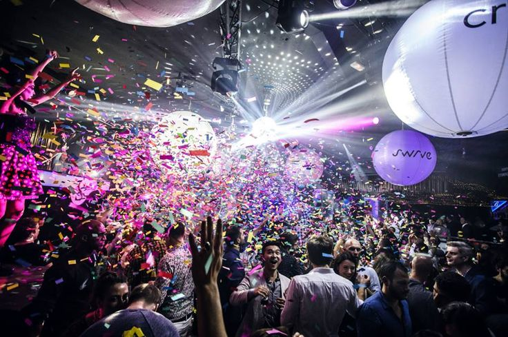Cubick Event Mobile World Circus Party 27.02.17 1200 pax  #SuttonClub #Event #MWC