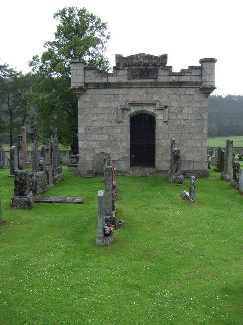 Burial vault of the Farquharsons of Invercauld