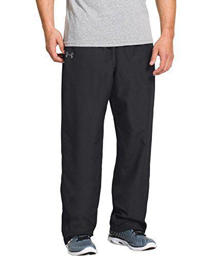 Under Armour Men's Vital Warm-Up Pants Black/Graphite XX-Large