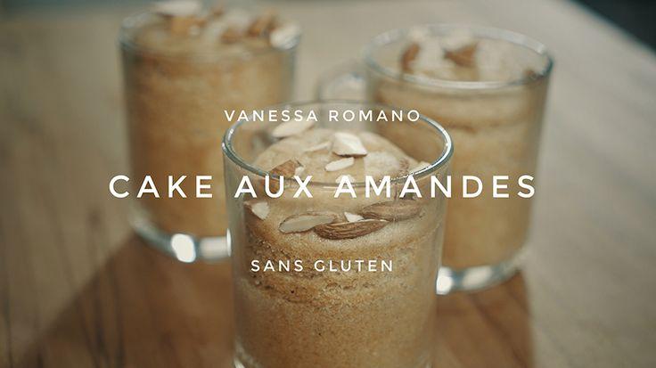 95 Secondes - Cake aux amandes sans gluten