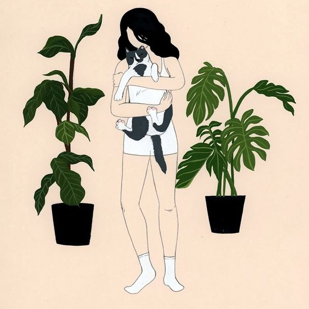 Sweet simplicity through the work of Brooklyn based Dan-ah Kim