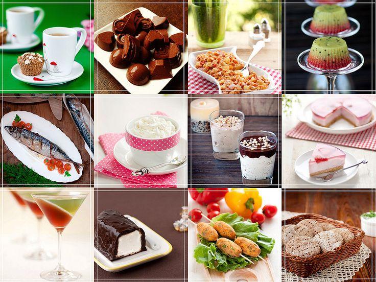 * - ортодоксально диетичные блюда (низкая калорийность+мало жиров и углеводов+раздельное питание+не сильная термообработка) ➳ - очень быстрое приготовление…
