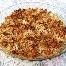 Smulig smulpaj med rabarer - Recept från Mitt kök - Mitt Kök | Recept | Mat | Bloggar | Vin | Öl