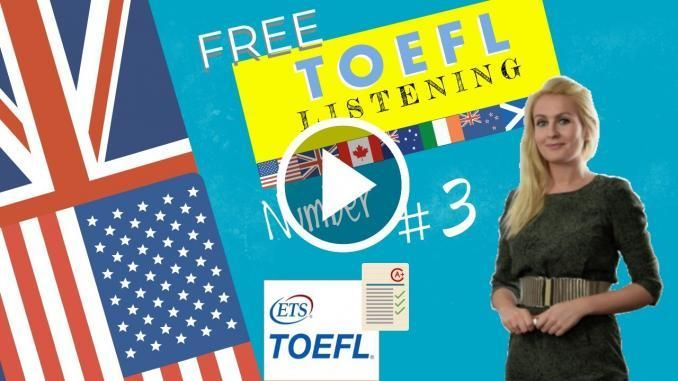 Toefl Listening Sample Including A Full Transcript With Questions 3 Rúbricas Clase De Química Idiomas Aprender