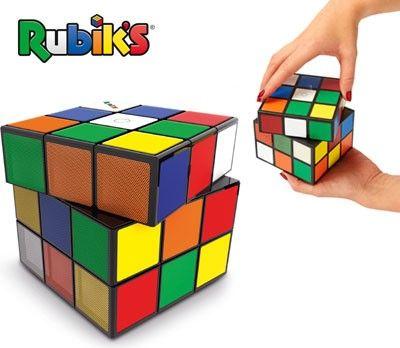 Rubiks Bluetooth høyttaler | Satelittservice tilbyr bla. HDTV, DVD, hjemmekino, parabol, data, satelittutstyr