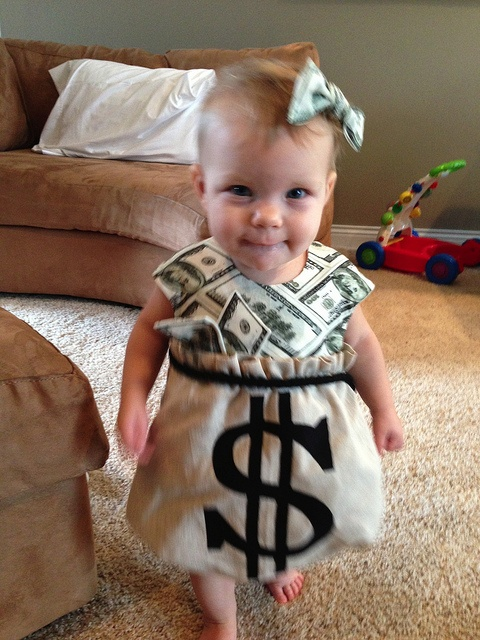 Moneybags? Bubble Dress by Mile571acr, via Flickr