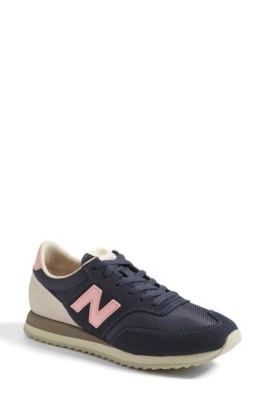 Free shipping and returns on New Balance '620' Sneaker (Women) at Nordstrom.com. Sculpted like an old-school trainer, a cool throwback sneaker features suede and mesh construction and an unmistakable silhouette. For over a century, New Balance has dedicated itself to producing premium footwear to aid athletes in their pursuit of excellence—seamlessly blending function and fashion to give you the performance technology you need and the style you want.