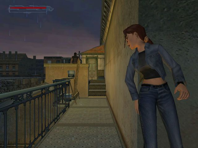 Tomb Raider: The Angel of Darkness Video Game Images