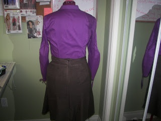 SewFit: March Challenge #3........... Simplicity 2451