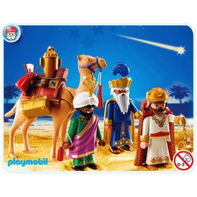 BAÚL DE NAVIDAD: Reyes Magos