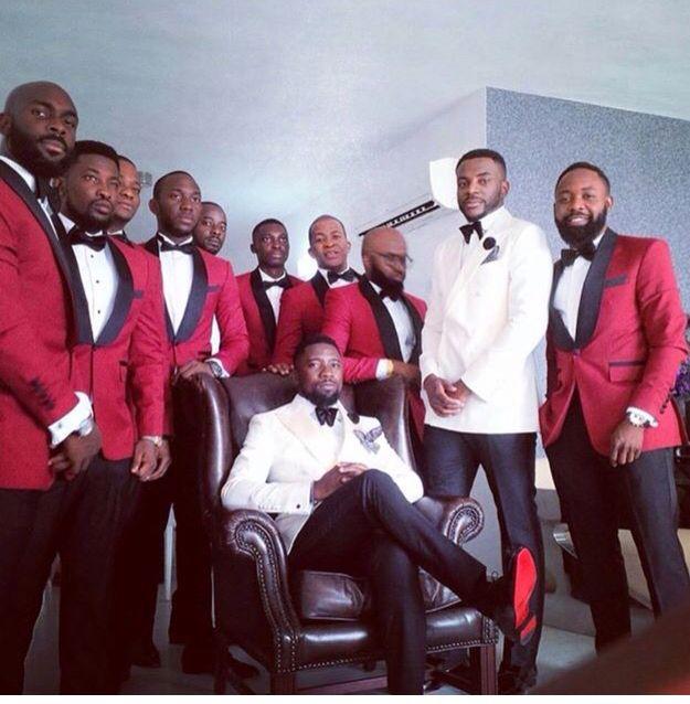 Ideas for groomsmen