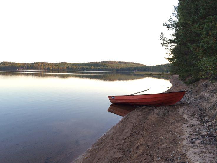 Närssjön - Dala-Floda
