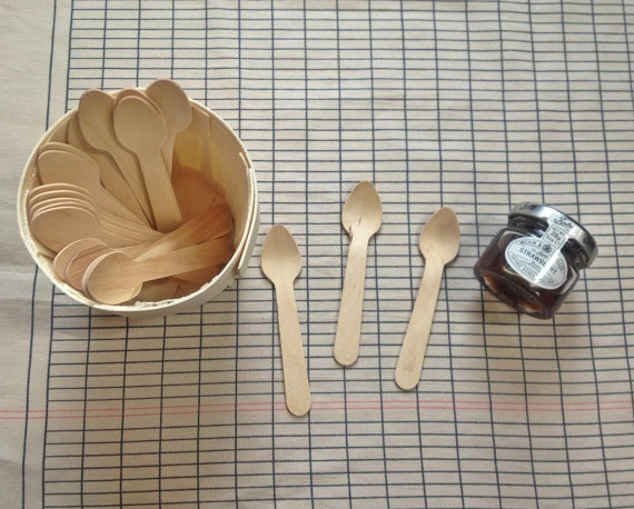 17 best images about madera on pinterest plastic spoons - Cheap wooden spoons for craft ...
