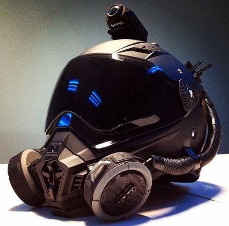 walteriffic helmet