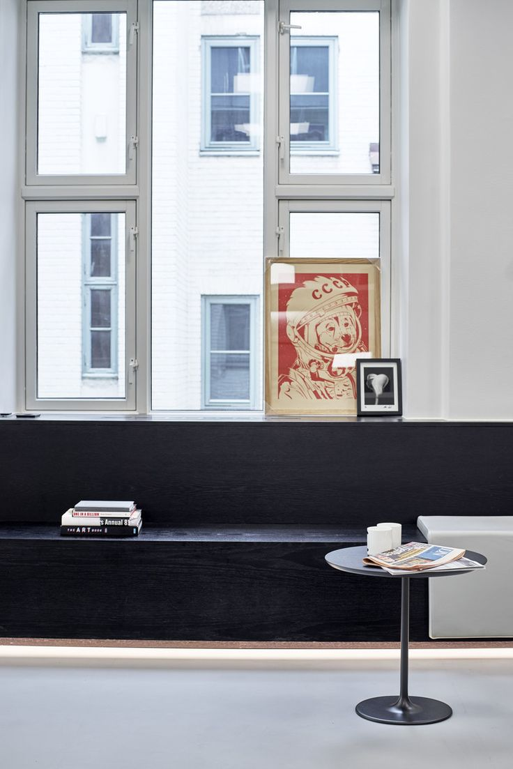 Saatchi Saatchi - Office space. Photo Credit: Gatis Rozenfelds