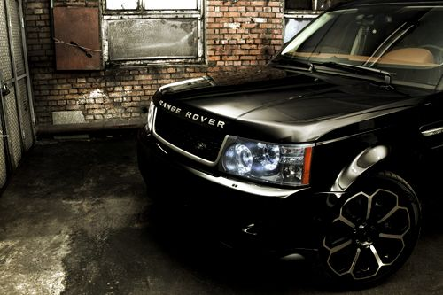 Range Rover - Yes I would like to have one of these for the collection