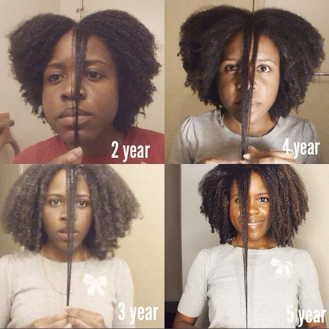 B Natural Hair Journey