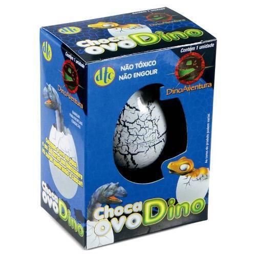Choca Ovo Dino - Dtc 1557 - Americanas.com