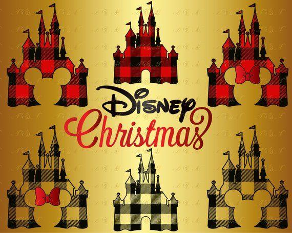47++ Disney christmas castle clipart information