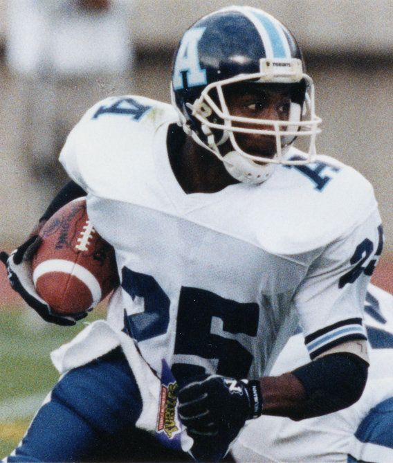 "Raghib ""Rocket"" Ismail   Heisman Trophy Winner   Notre Dame  Toronto Argonauts 1991 Grey Cup Classic Moment  Argo's Rocket Ismail returns a kickoff 87 yards for TD against Calgary. TOR 36 CGY 21"