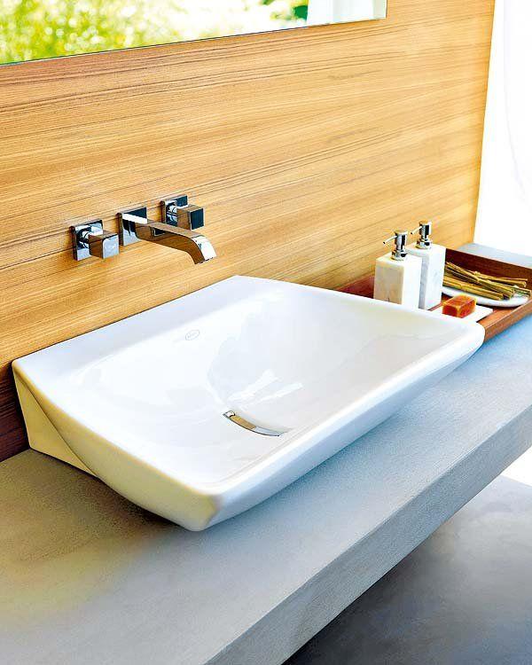 siete lavabos para baos integrados en el dormitorio mi casa