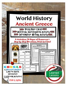 ancient greece world history textbook pdf