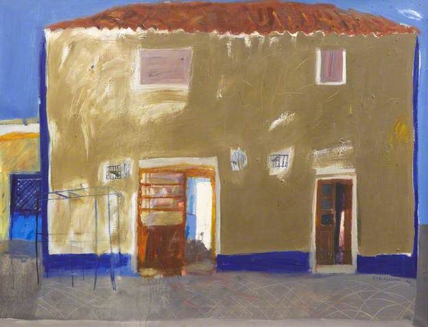 Ochre House - Elizabeth Blackadder
