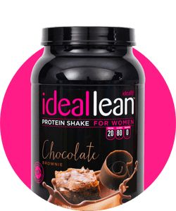 Ideal Lean Protein Shake for Women - Yum Yum!!! This is so good with Coconut Milk