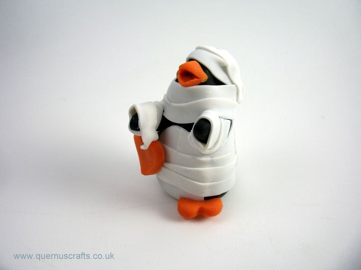 Little Mummy Penguin