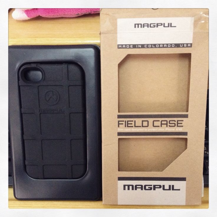 Magpul iphone 4's case