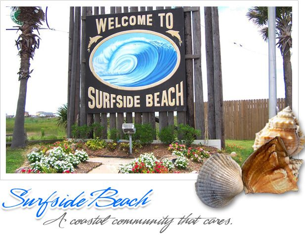 We Go To Surfside Beach Every Year Its Just 45 Minutes South Of
