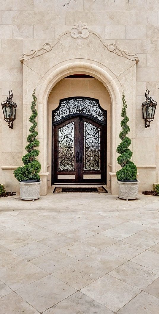 437 best images about homes spanish southwest on for Spanish exterior design