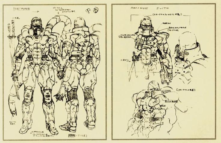 Solidus Snake - Metal Gear Wiki - Wikia