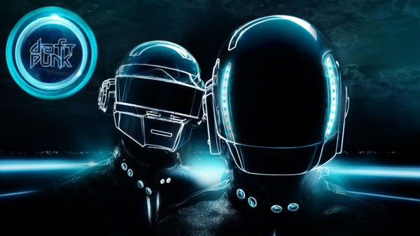 Daft Punk Tron Legacy Wallpaper   Arte