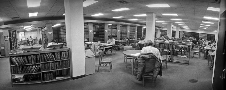 Suffolk University Law School library, Boston - Digital Commonwealth