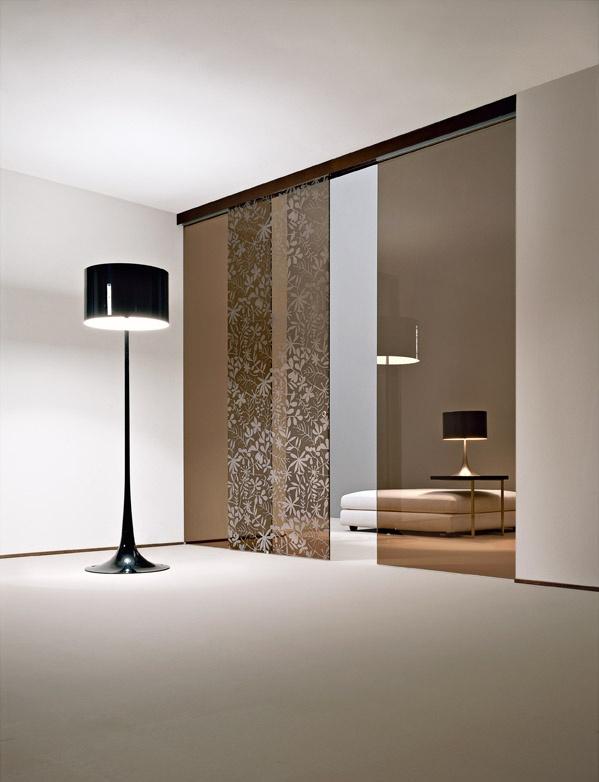 15 best images about sabbiature segni di vetro on - Porta scorrevole filo muro ...