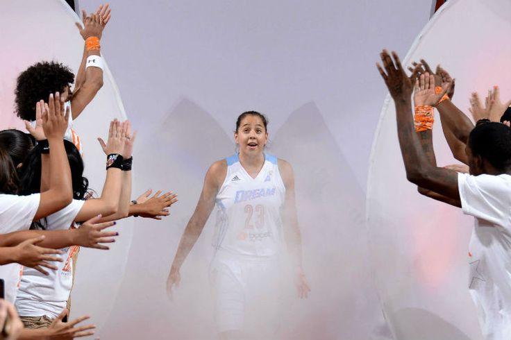 WNBA: el mejor All-Star Game de la historia. ¡De todo y para todos con una MVP de récord! (Vídeo) - @KIAenZona #baloncesto #basket #basketbol #basquetbol #kiaenzona #equipo #deportes #pasion #competitividad #recuperacion #lucha #esfuerzo #sacrificio #honor #amigos #sentimiento #amor #pelota #cancha #publico #aficion #pasion #vida #estadisticas #basketfem #nba