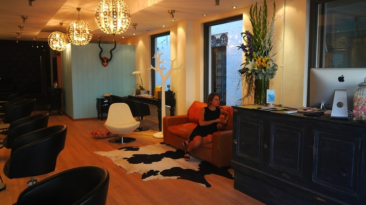 Our gorgeous salon - The Society Salon, 712 New South Head Road, Rose Bay, NSW, 2029 - 9388 2230