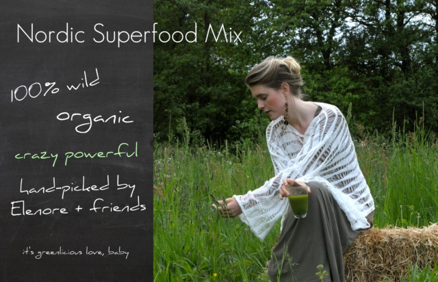 Nordic Superfood Mix is handpicked by me! Loaded with love and nutrition powerhouses