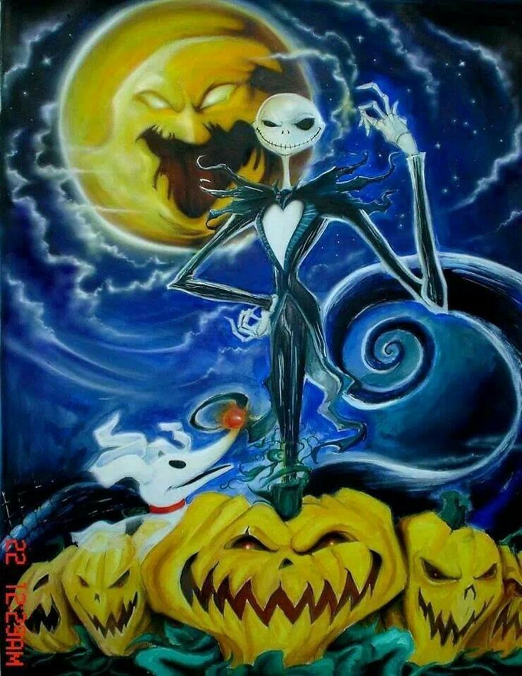 Pin by Ashley Rossiter on Nightmare Before Christmas | Pinterest