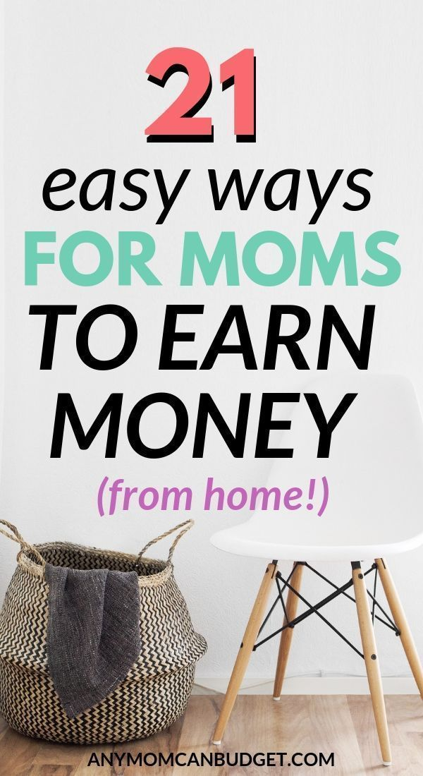 21 Ways to Make Extra Money Without Leaving the House – Make Money Today