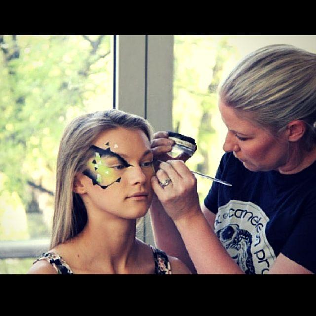 Just wow! #bodyartandfacemasks #dontdopretty #DDP #yellowstrawberryhairandbeauty